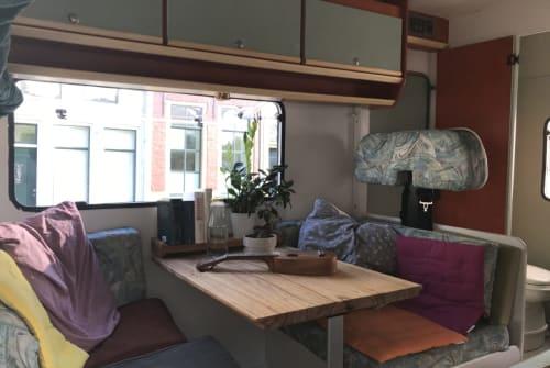 Wohnmobil mieten in Hamburg von privat | FORD Theo