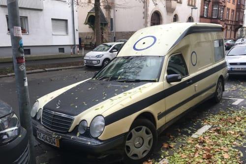 Wohnmobil mieten in Mainz von privat | Mercedes-Benz NoBulli