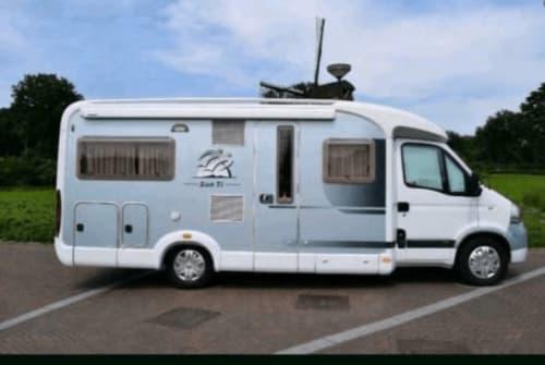Wohnmobil mieten in Overloon von privat | Knaus KNAUS Sun Ti