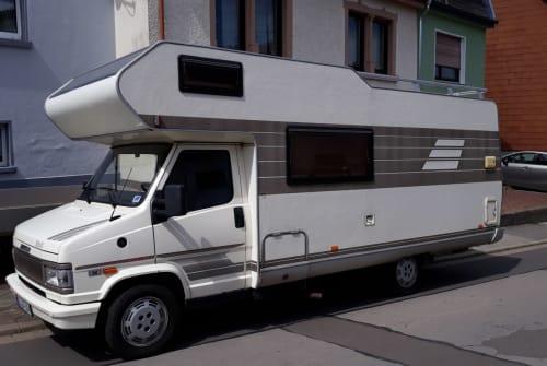 Wohnmobil mieten in Merchweiler von privat | Hymer Ottmar