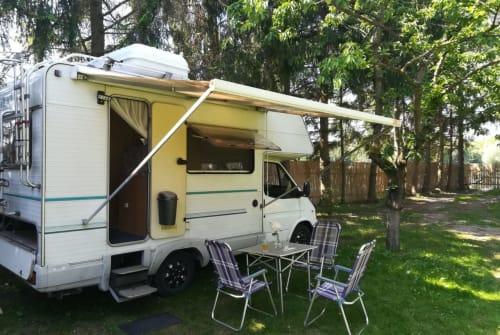 Wohnmobil mieten in Erfurt von privat | Ford Portofino