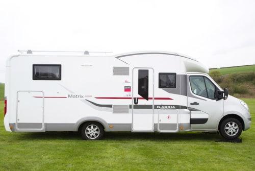 Wohnmobil mieten in Purmer von privat | Fiat Ducato Adria 2014