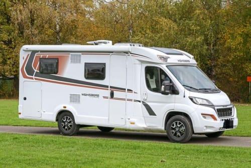 Wohnmobil mieten in Schenkenzell von privat | Weinsberg Cara Compact PEPPER