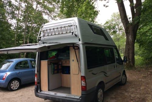 Wohnmobil mieten in Berlin von privat | Ford  Wandervogel