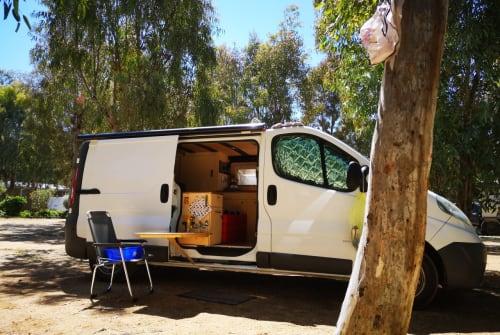 Wohnmobil mieten in Konstanz von privat | Opel Vivaro Camper