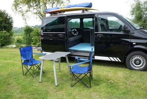 Wohnmobil mieten in Hennef von privat | VW Blackbulli