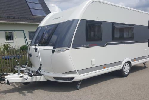 Wohnmobil mieten in Weißenburg i. Bay. von privat | Hobby  Kid's DeLuxe