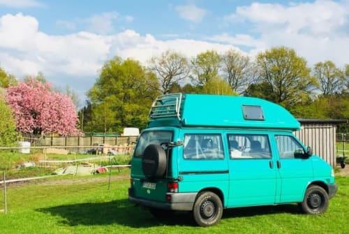 Wohnmobil mieten in Holm von privat | VW Der Frosch