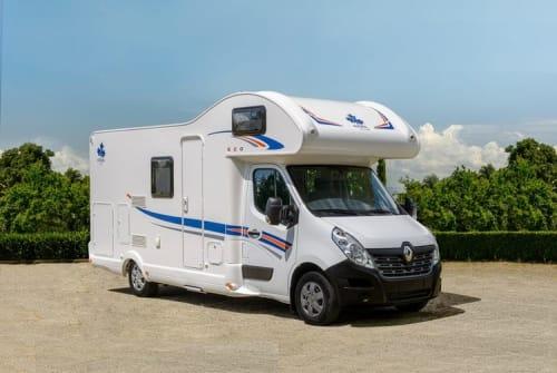 Wohnmobil mieten in Neuss von privat | Ahorn AC 680 Eco