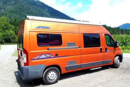 Wohnmobil mieten in Haltern am See von privat | Pössl Pössi