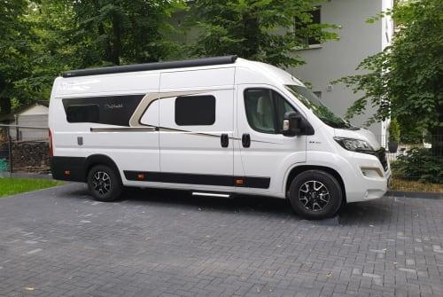 Wohnmobil mieten in Dallgow-Döberitz von privat | Carado  640_Luxus