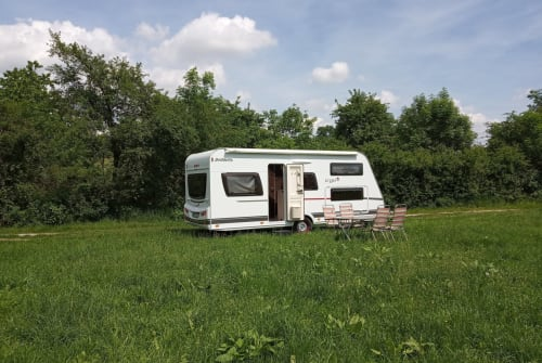 Wohnmobil mieten in Marbach am Neckar von privat | Dethleffs SeaGo