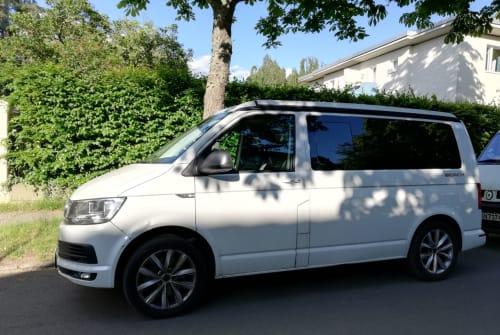 Wohnmobil mieten in Berlin von privat | VW Steve