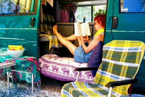 Wohnmobil mieten in Lissabon von privat | VW  Janis