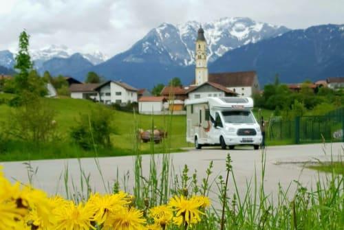 Wohnmobil mieten in Neuenstadt am Kocher von privat | Challenger Challenger 2019