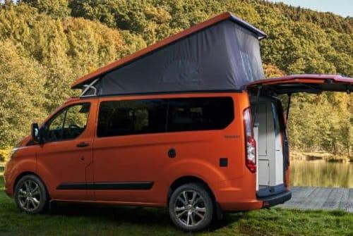 Wohnmobil mieten in München von privat | Ford Hollända