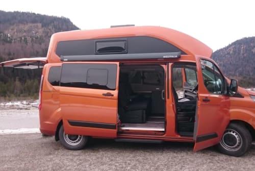 Wohnmobil mieten in Augsburg von privat | Ford Hollända