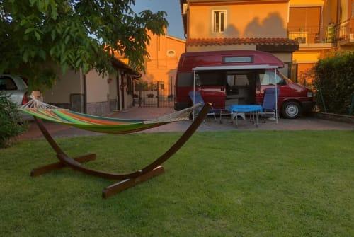 Wohnmobil mieten in Pisa von privat | Volkswagen Lola Rosso