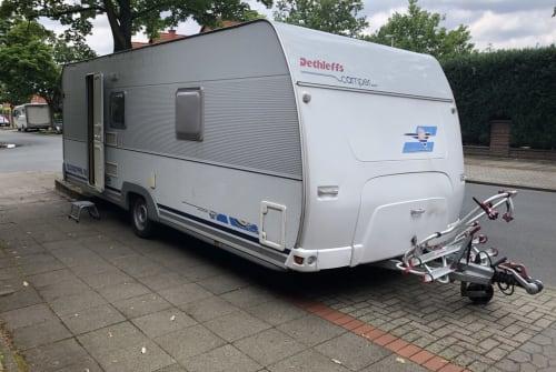 Wohnmobil mieten in Hannover von privat | Dethleffs Dethleffs 560SK