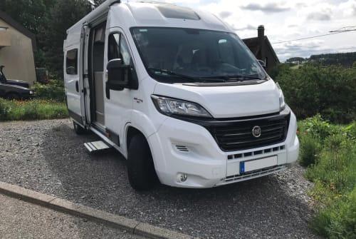 Wohnmobil mieten in Konavle von privat | Challenger Vany V217  2019 Roomtour #182 Adventure