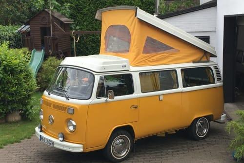 Wohnmobil mieten in Hamburg von privat | Volkswagen Willi