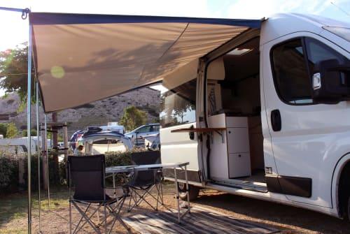 Wohnmobil mieten in Liezen von privat | Peugeot Boxer WILDCAMPER