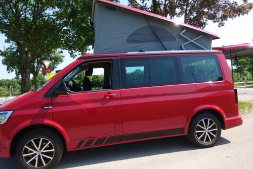 Wohnmobil mieten in Stadtbergen von privat | VW Kirschi