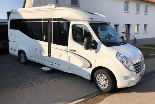 Wohnmobil mieten in Ellwangen von privat | Hobby Premium Van