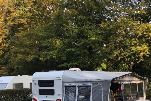 Wohnmobil mieten in Borken von privat | Knaus Knausi