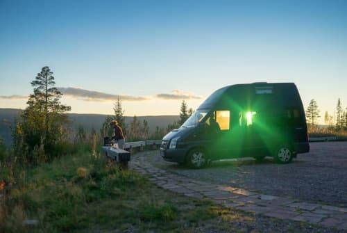 Wohnmobil mieten in Gütersloh von privat | Ford Der schöne Bus