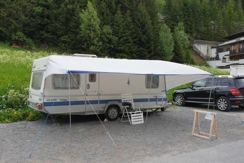Wohnmobil mieten in Ischgl von privat | Fendt Fendti