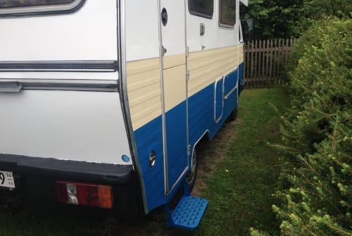 Wohnmobil mieten in Bannewitz von privat | Volkswagen Blauer Mobby