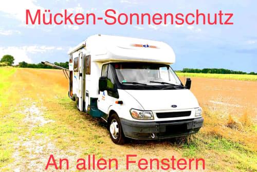 Wohnmobil mieten in Mülheim an der Ruhr von privat   Ford  Abenteuer