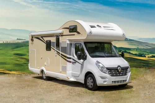 Wohnmobil mieten in Apolda von privat | Renault  Gabi
