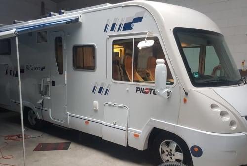 Wohnmobil mieten in Nauheim von privat | Fiat Kalmani Camper