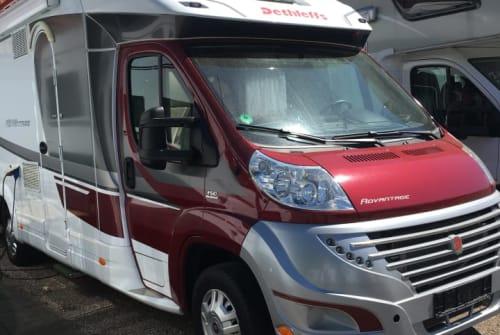 Wohnmobil mieten in Bad Grund von privat | Dethleffs / Fiat Ducato Ottocar