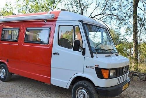 Wohnmobil mieten in Alcantarilha von privat | Mercedes mercedes 308