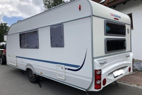 Wohnmobil mieten in Petershausen von privat | Adria Rocket