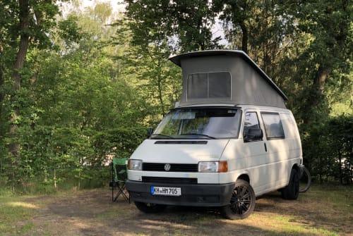 Wohnmobil mieten in Warmsroth von privat | VW T4 Bulli