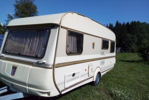 Wohnmobil mieten in Spiegelau von privat | Tabbert Contesse 450