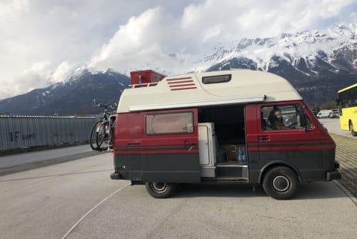 Wohnmobil mieten in Baienfurt von privat | VW Oskar