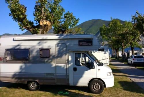 Wohnmobil mieten in Willich von privat | Fiat Ducato Bertha