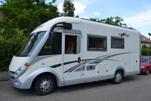 Wohnmobil mieten in Vaihingen an der Enz von privat | Fiat Dukato Elfie