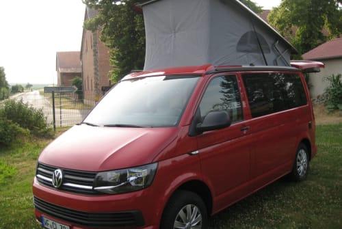 Wohnmobil mieten in Schöppenstedt von privat | VW Louisa