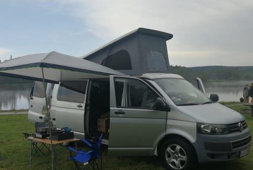 Wohnmobil mieten in Berlin von privat | Volkswagen Einstein