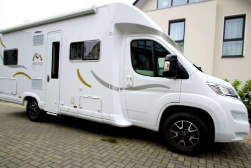 Wohnmobil mieten in Steinhagen von privat | Moveeo Mein WoMo 1