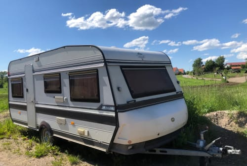 Wohnmobil mieten in Donaueschingen von privat | Hobby Caravan Hobby Wohnwagen