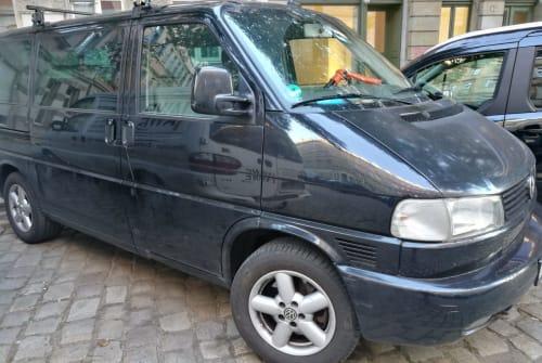 Wohnmobil mieten in Dresden von privat | VW Boris