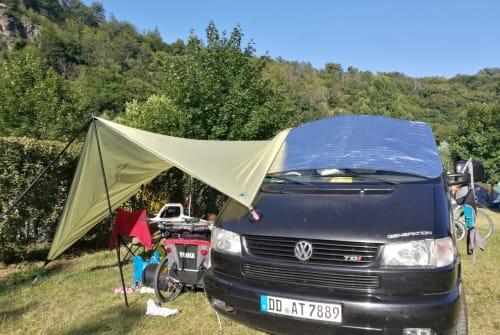 Wohnmobil mieten in Dresden von privat | VW Bernd Ullrich