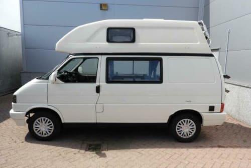 Wohnmobil mieten in Zutphen von privat | Volkswagen  INGO'S CAMPER